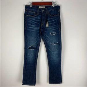 NWT Express Men's Slim Skinny Jean